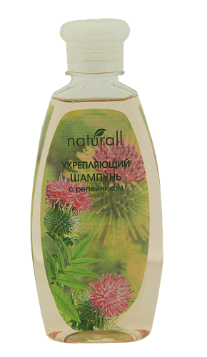 Fortifying shampoo with burdock