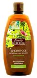 Shampoo phyto-formula for faster growth of hair, for tired and weakened hair