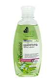 Antidandruff shampoo with nettle and sage