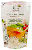 "Bath salt ""Healthy breathing with eucalyptus"""