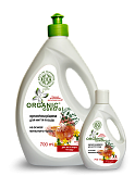ORGANIC DISHWASHING LIQUID BASED ON THE ...