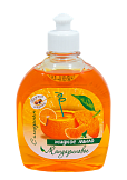 "Liquid soap ""Mandarin"" with glycerin"