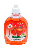 "Liquid soap ""Strawberry"" with glycerin"